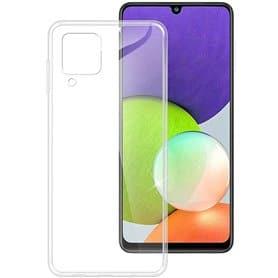 Clear Silicone Case Samsung Galaxy A22 4G