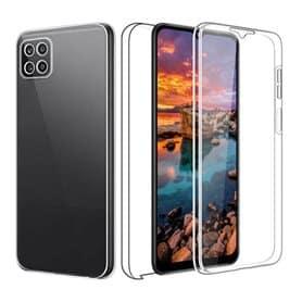 360° TPU + PC silikon schale Samsung Galaxy A22 5G