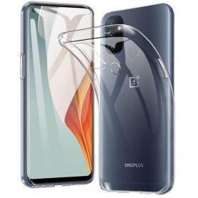 Clear Silicone Case OnePlus...