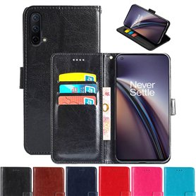 Phonecase wallet 3-card OnePlus Nord CE 5G