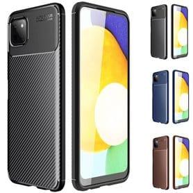 Carbon Silikonhülle Samsung Galaxy A22 5G