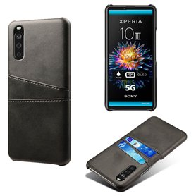 Retro Case with Cardslots Sony Xperia 10 III