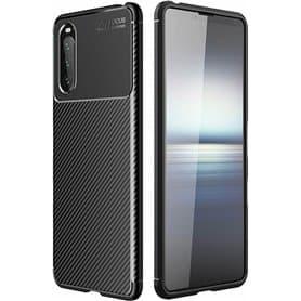 Carbon silikon skal Sony Xperia 10 III