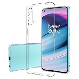 Clear Silicone Case OnePlus Nord CE 5G