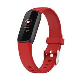 Sport Bracelet Fitbit Luxe (S) - Red