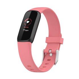 Sport Bracelet Fitbit Luxe (S) - Pink