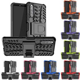 Shockproof case with stand Sony Xperia 10 III