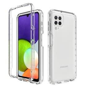 360° Shockproof 2in1 Case Samsung Galaxy A22 4G