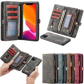 "Multiplånbok CaseMe 11-kort Apple iPhone 12 Pro (6.1"")"