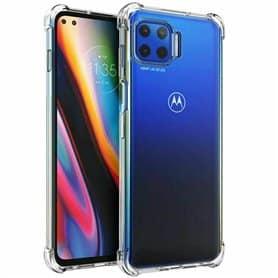Shockproof Silikonhülle Motorola Moto G 5G Plus