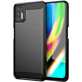 Brushed silicone case Motorola Moto G9 Plus
