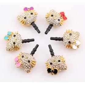 Hello Kitty dust plug