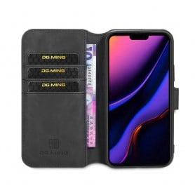 DG-Ming mobilplånbok 3-kort Apple iPhone 13 Pro