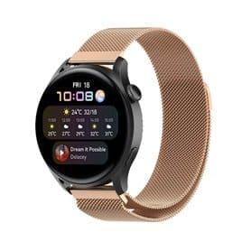 Milanese Armband Huawei Watch 3 - Rose