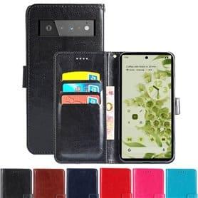 Phonecase wallet 3-card Google Pixel 6 Pro