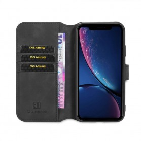 DG-Ming mobil lommebok 3-kort Apple iPhone 13 mini