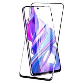 5D Displayschutz Glas Motorola Moto G60S