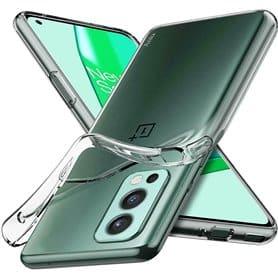 Silikondeksel gjenomsiktig OnePlus Nord 2 5G