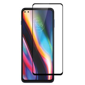 5D Displayschutz Glas Motorola Moto G 5G Plus