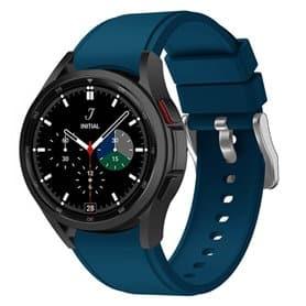 Sport armbånd till Samsung Galaxy Watch 4 Classic (42/46mm) - Blå