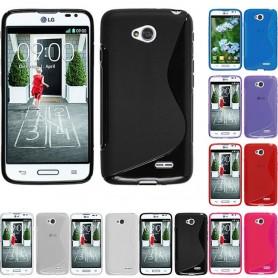 S Line silikonskall LG L65 / L70