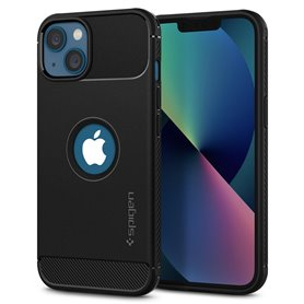 Spigen Rugged Armor case Apple iPhone 13 - Black