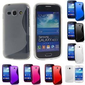 S Line silikon skal Galaxy Ace 3