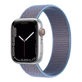 Apple Watch 7 (45mm) Nylon Armbånd - Celuran