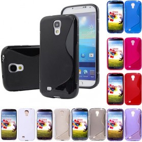 S Line silikonskall Galaxy S4