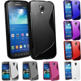 S Line silikon må være Galaxy S4 Active