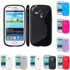 S Line silikon må være Galaxy S3 Mini