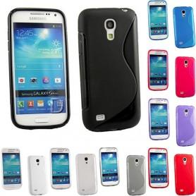 S Line -silikonin on oltava Galaxy S4 Mini