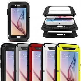 LOVE MER Powerful Samsung Galaxy S6 mobilt skall livssikkert