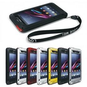 LOVE MER Powerful Sony Xperia Z1 mobil skallmetall