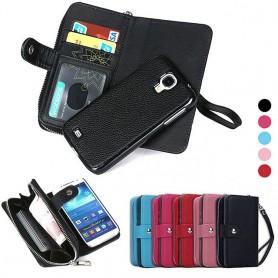 Mobilväska 2 i 1 Galaxy S4