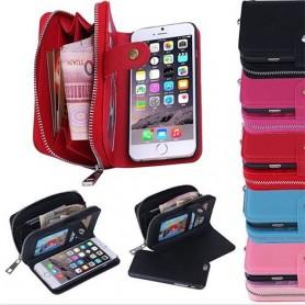 Mobilväska 2 i 1 iPhone 6 Plus