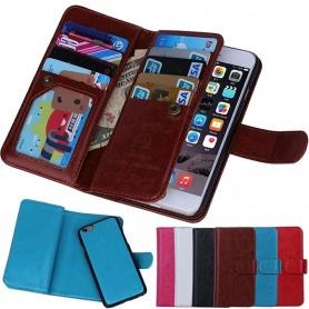 Dobbel flip magnet 2 i 1 iPhone 6 Plus