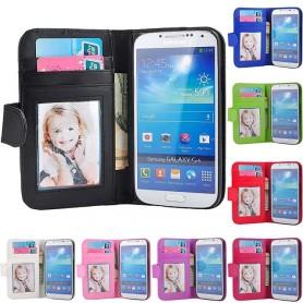 Mobil lommebok Fotolomme Galaxy S4