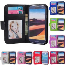 Mobilplånbok Foto Galaxy S3