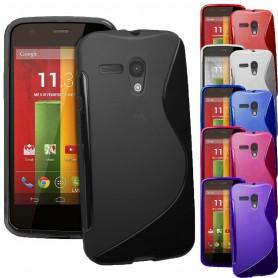 S Line Silicone Must Motorola Moto G