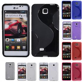 S Line silikon skal være LG Optimus F5