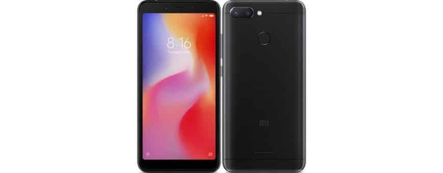 Köp Mobilskal och Skydd till Xiaomi Redmi 6A - CaseOnline.se