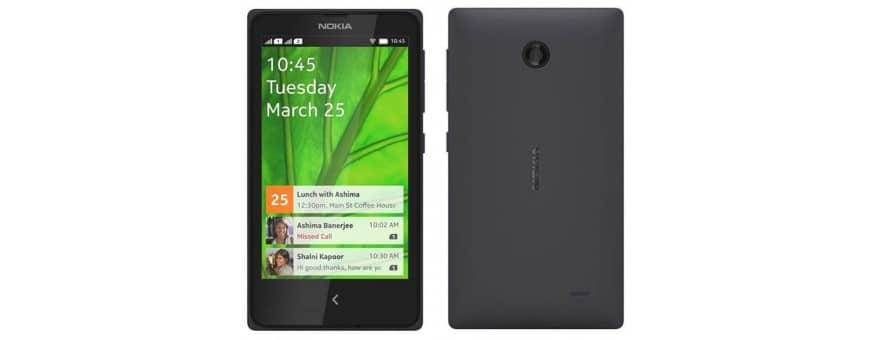 Billigt mobil tilbehør til Nokia X CaseOnline.se