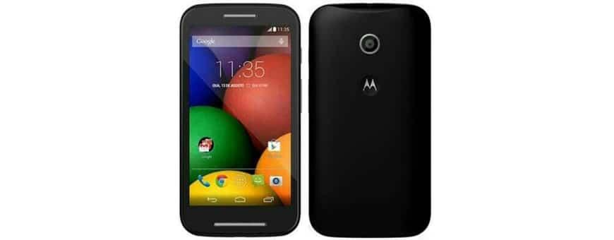 Køb billige mobil tilbehør til Motorola E på CaseOnline.se