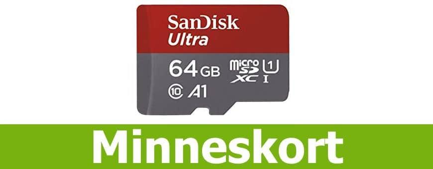 Køb billige lagerkort USB Micro SD på CaseOnline.se