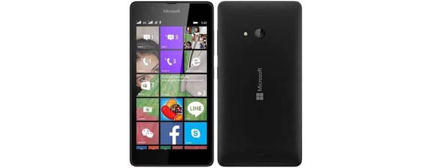 Osta matkapuhelimen lisälaitteita Microsoft Lumia 540 -sovellukselle - CaseOnline.se