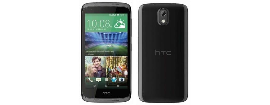 Osta matkapuhelimen lisälaitteita HTC Desire 526G + -sovellukseen CaseOnline.se -sivustolta