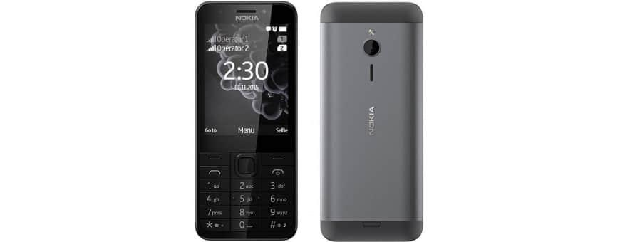 Köp mobil tillbehör till Nokia 230 hos CaseOnline.se