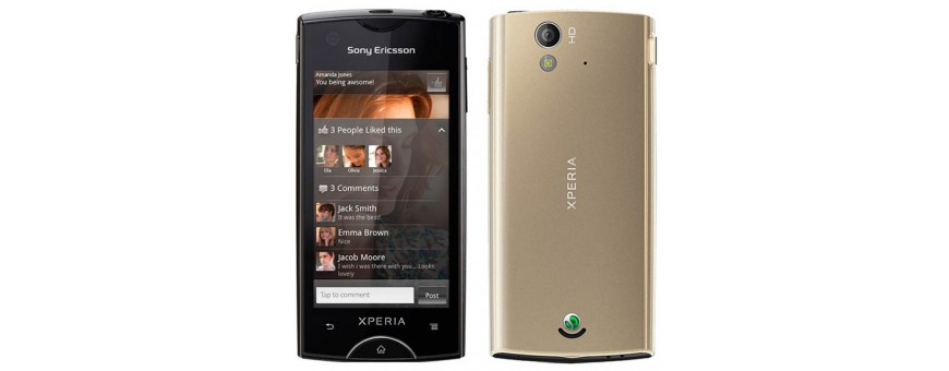 Køb mobil tilbehør til Sony Xperia Ray CaseOnline.se