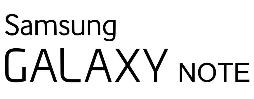 Osta matkapuhelimen lisälaitteita Samsung Galaxy Note -sarjaan osoitteessa CaseOnline.se